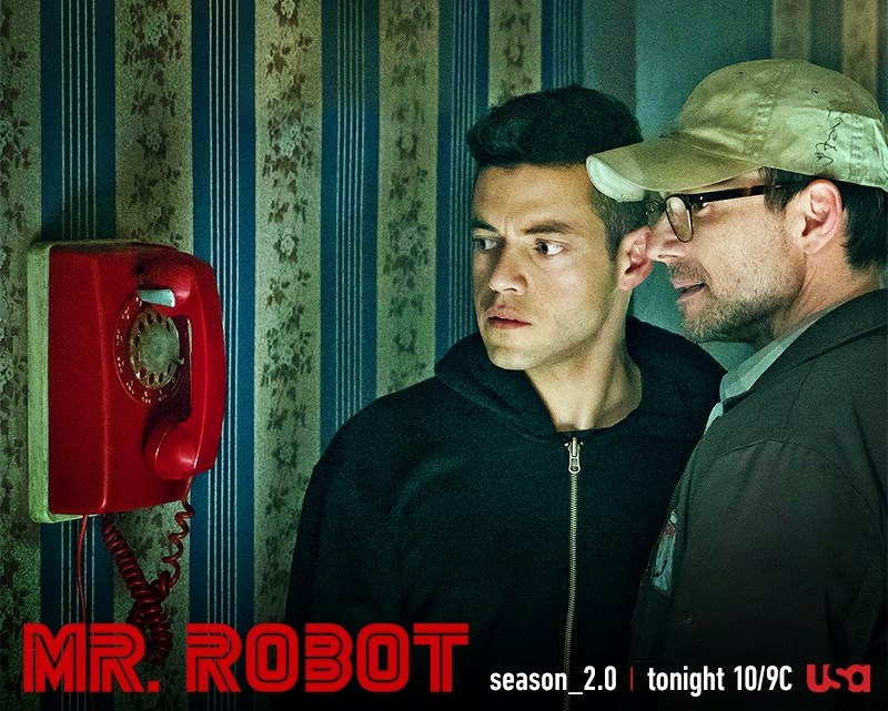 Mr Robot season 2 episode 3