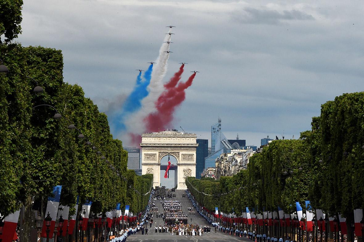Bastille Day 2016
