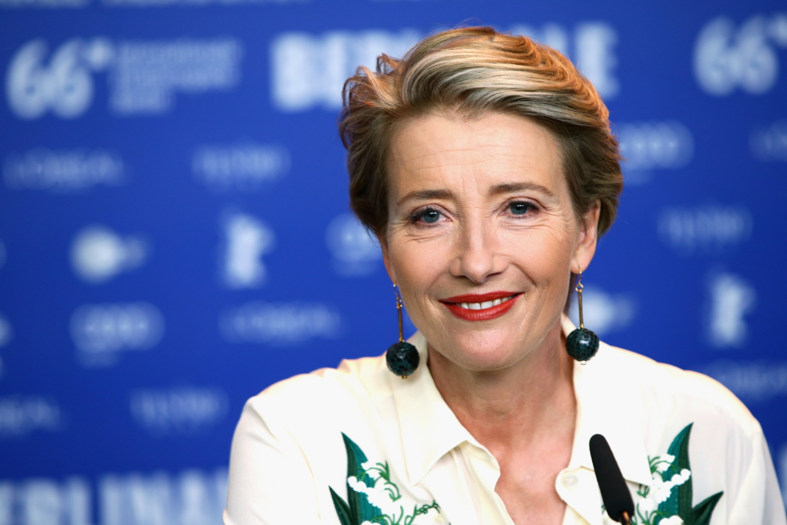 Donald Trump rejected by Emma Thompson: 'It's like a moose just ...