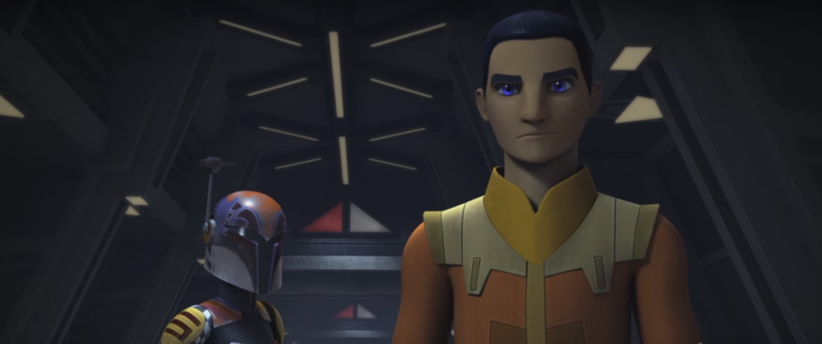 Star Wars Rebels season 3 trailer