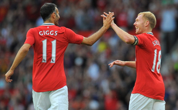 Ryan Giggs-Paul Scholes