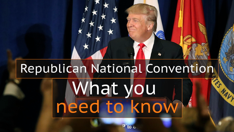 Republican National Convention: What you need to know