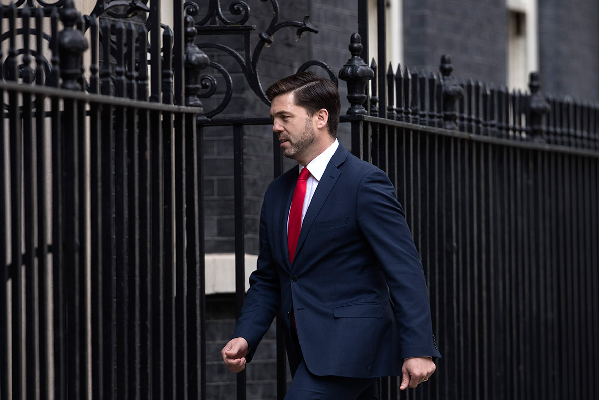 Cabinet: Stephen Crabb