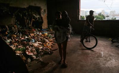 Rio 2016 Olympic favela