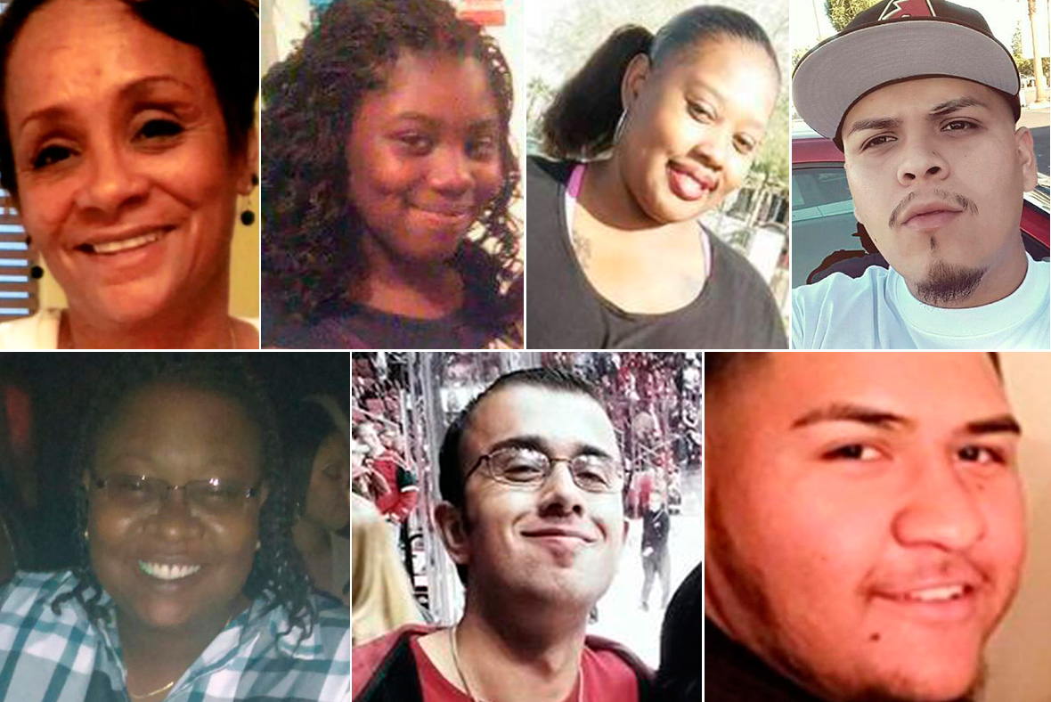 Phoenix shooting victims