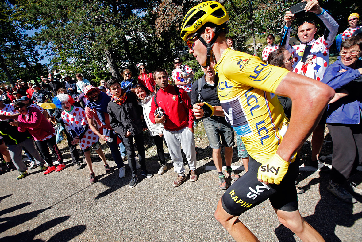 Chris Froome Tour de France