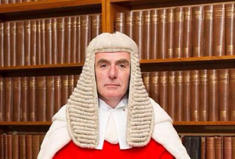 Justice Hayden