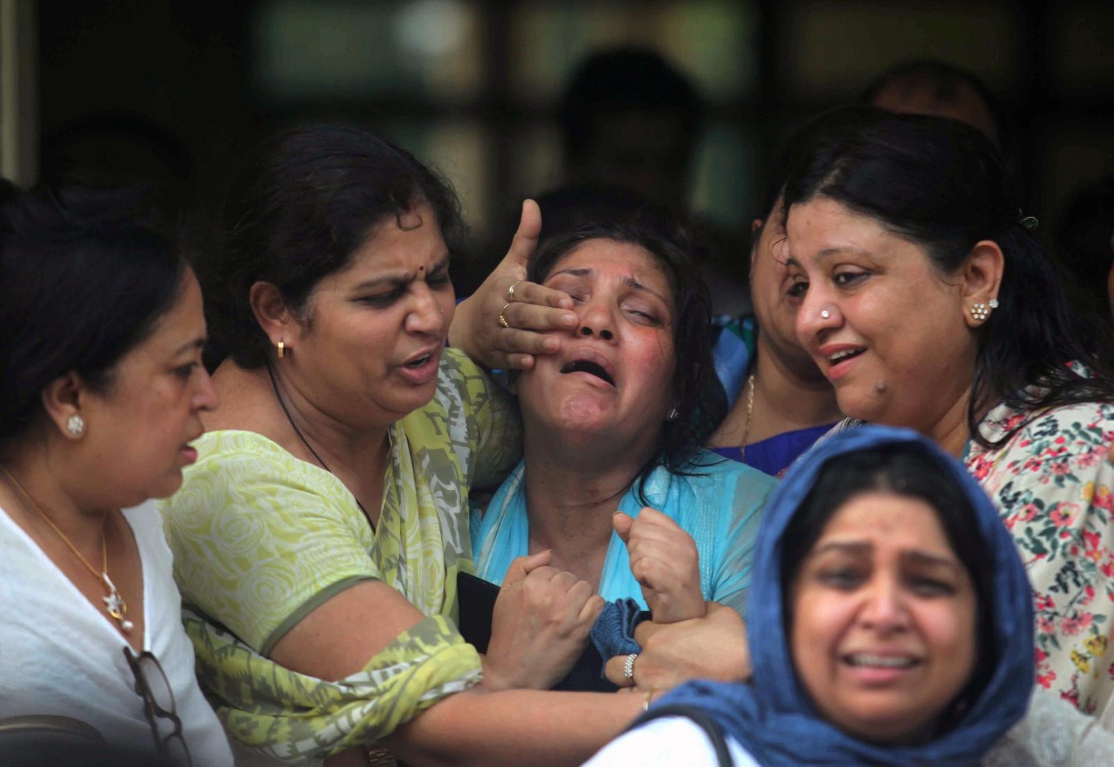 Dhaka cafe attack