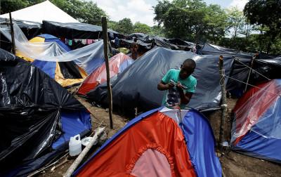 African refugees
