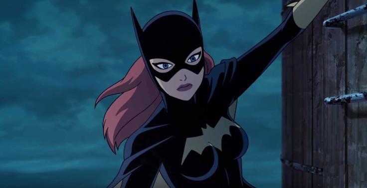 Batgirl in Batman: The Killing Joke