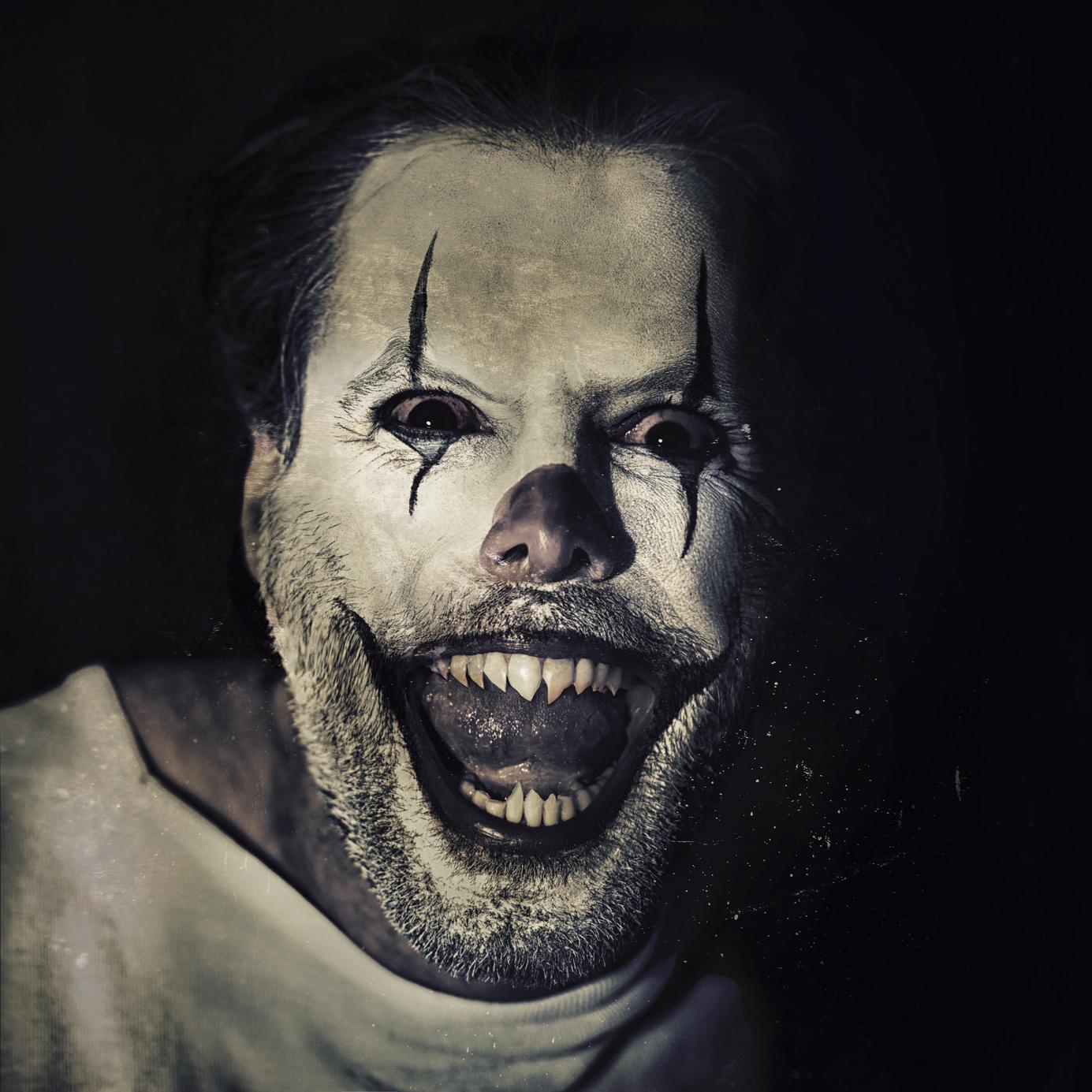 nightmare clown dream theory freud
