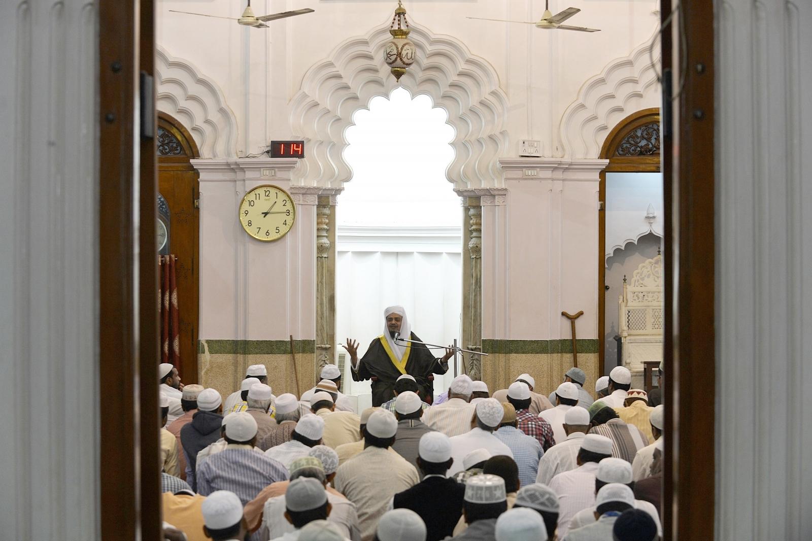 Indian Muslim cleric
