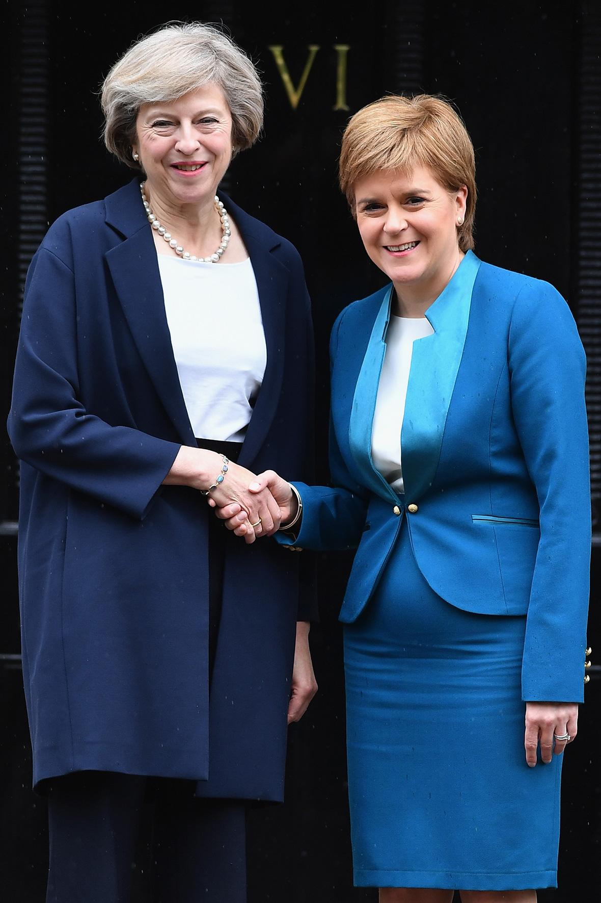 May Sturgeon