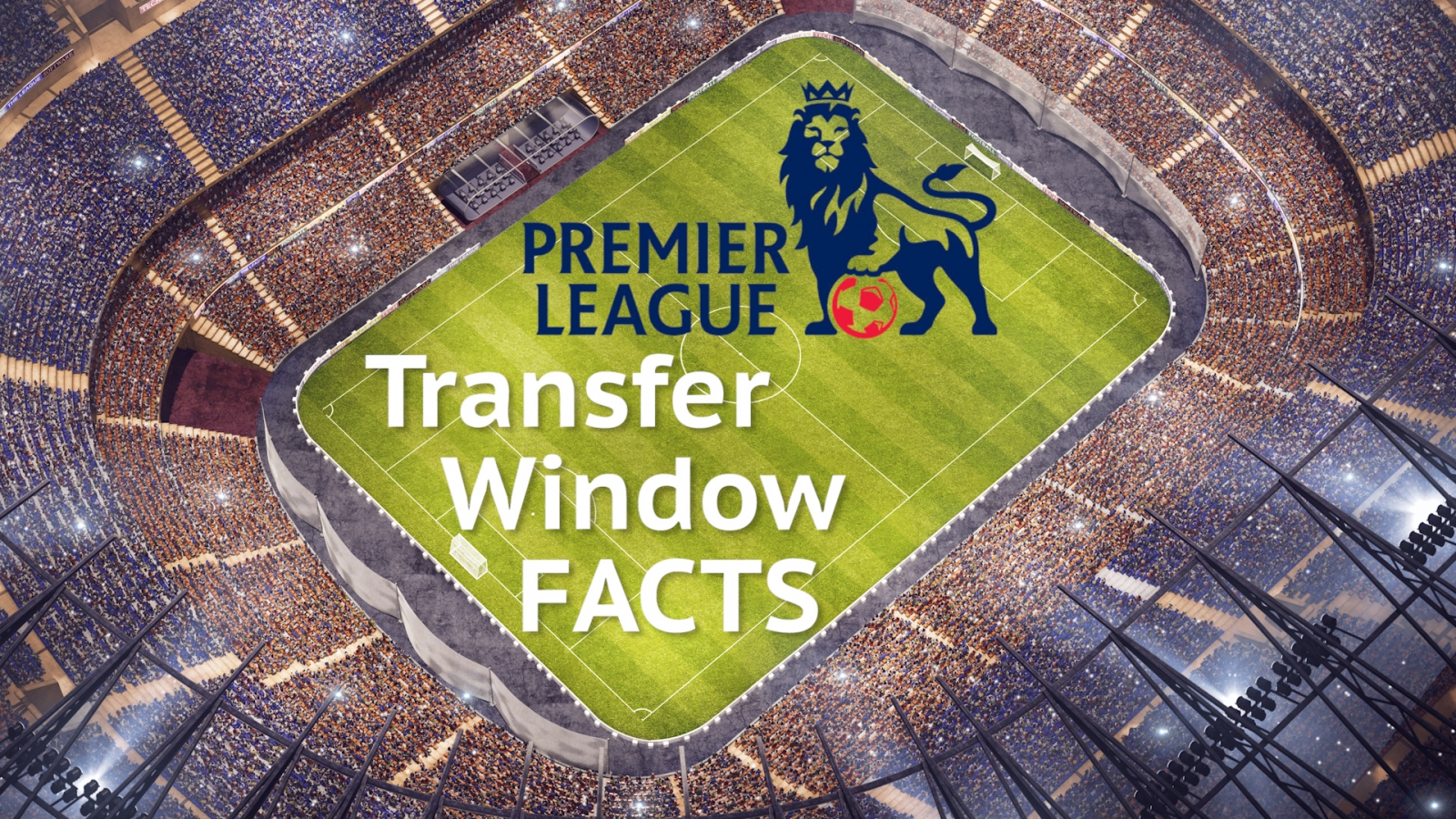 Premier League 2015-16 transfer window facts
