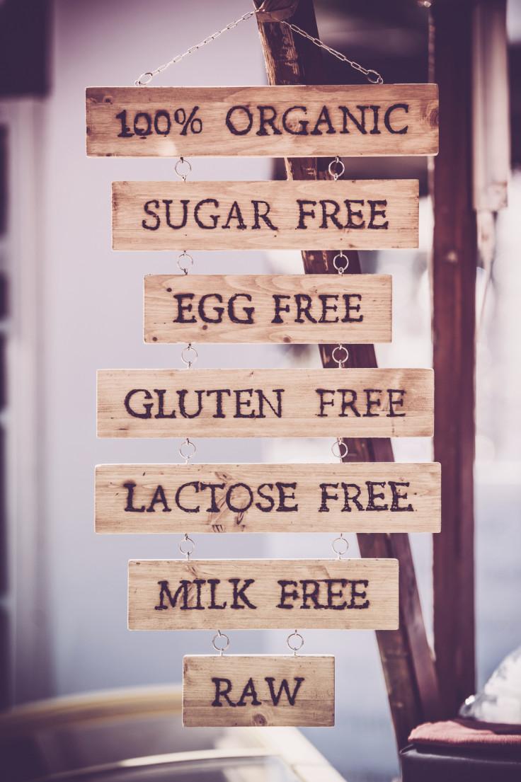 organic vegan sugar free