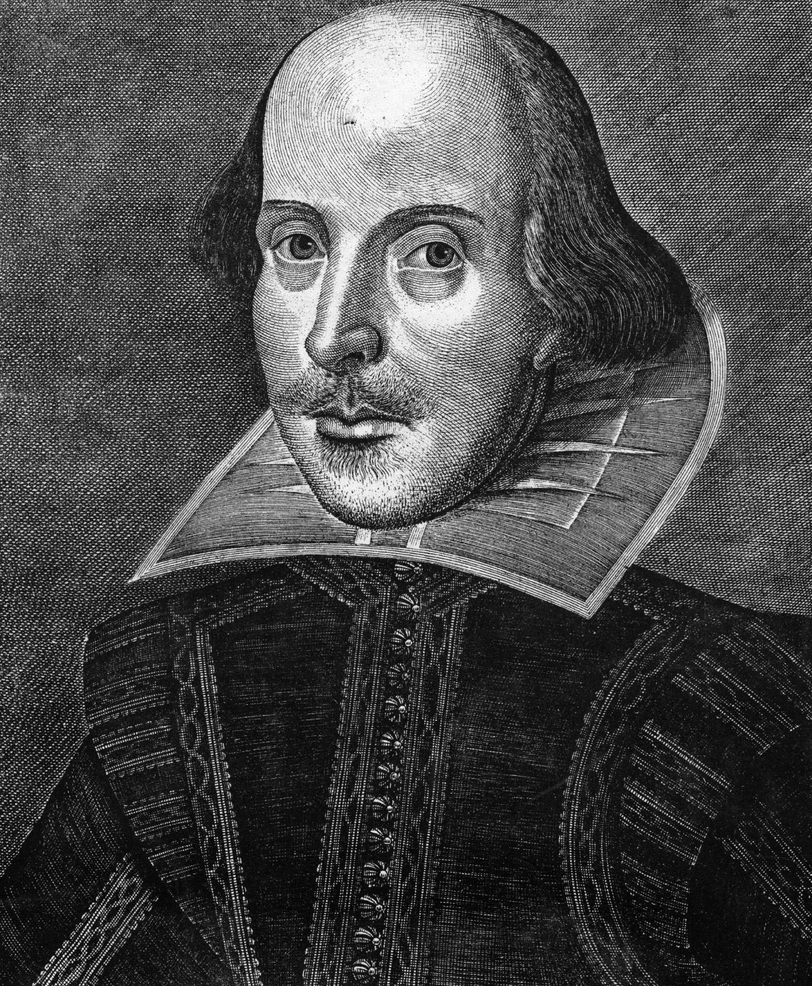 Shakespeare's will on display