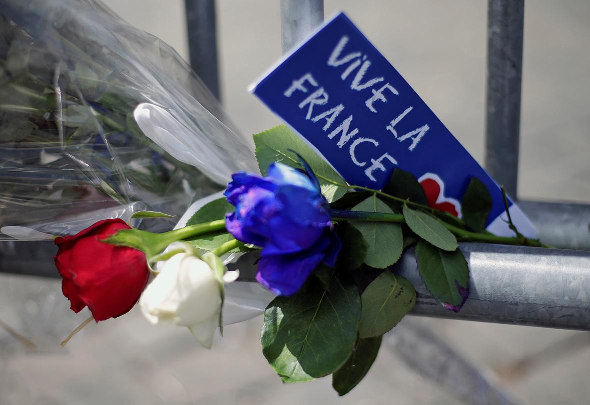 Nice memorials