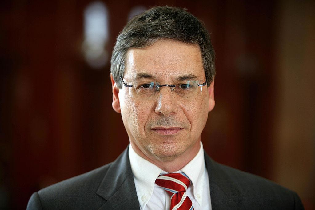 Former Israeli ambassador to the US DannyAyalon