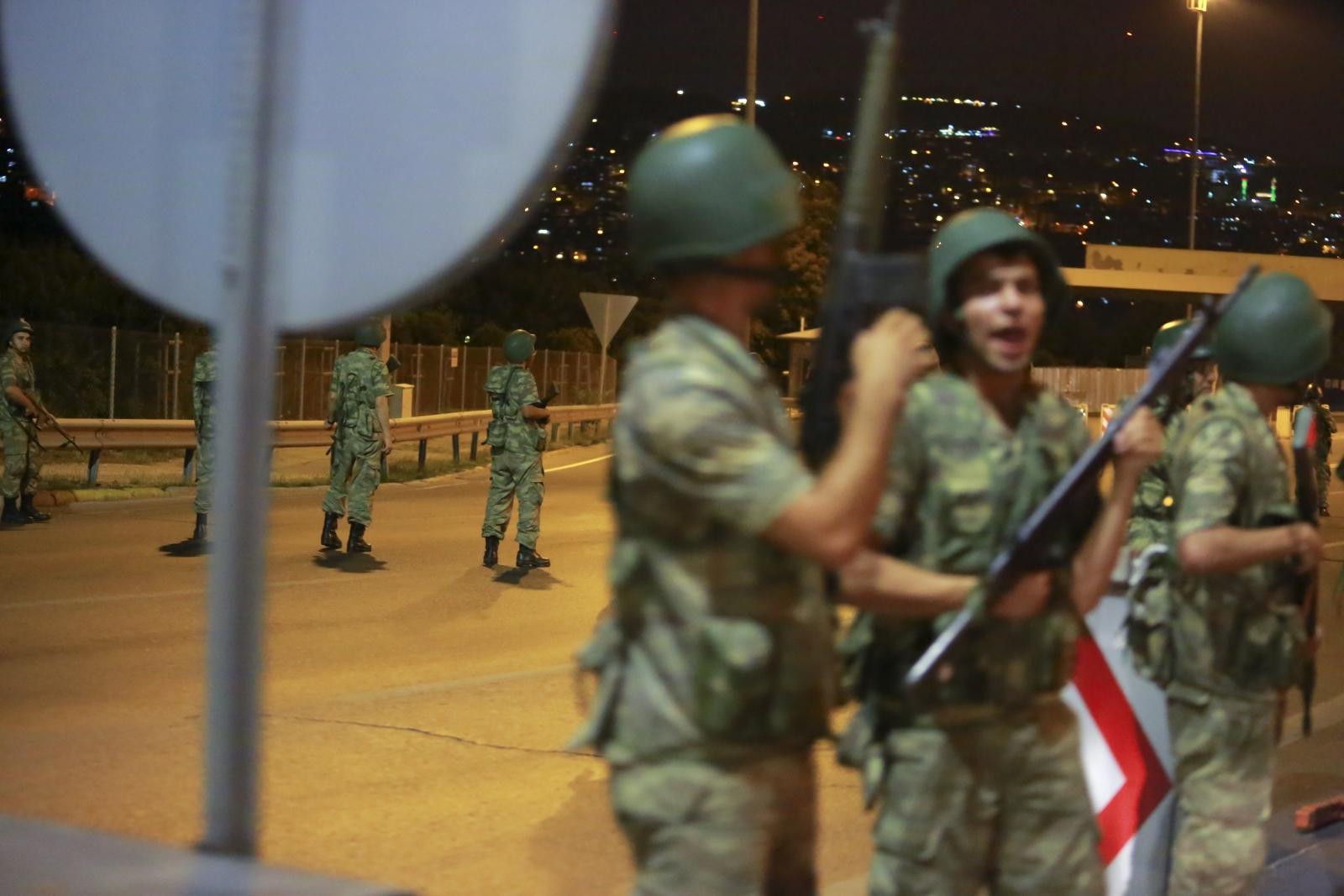 Ankara coup