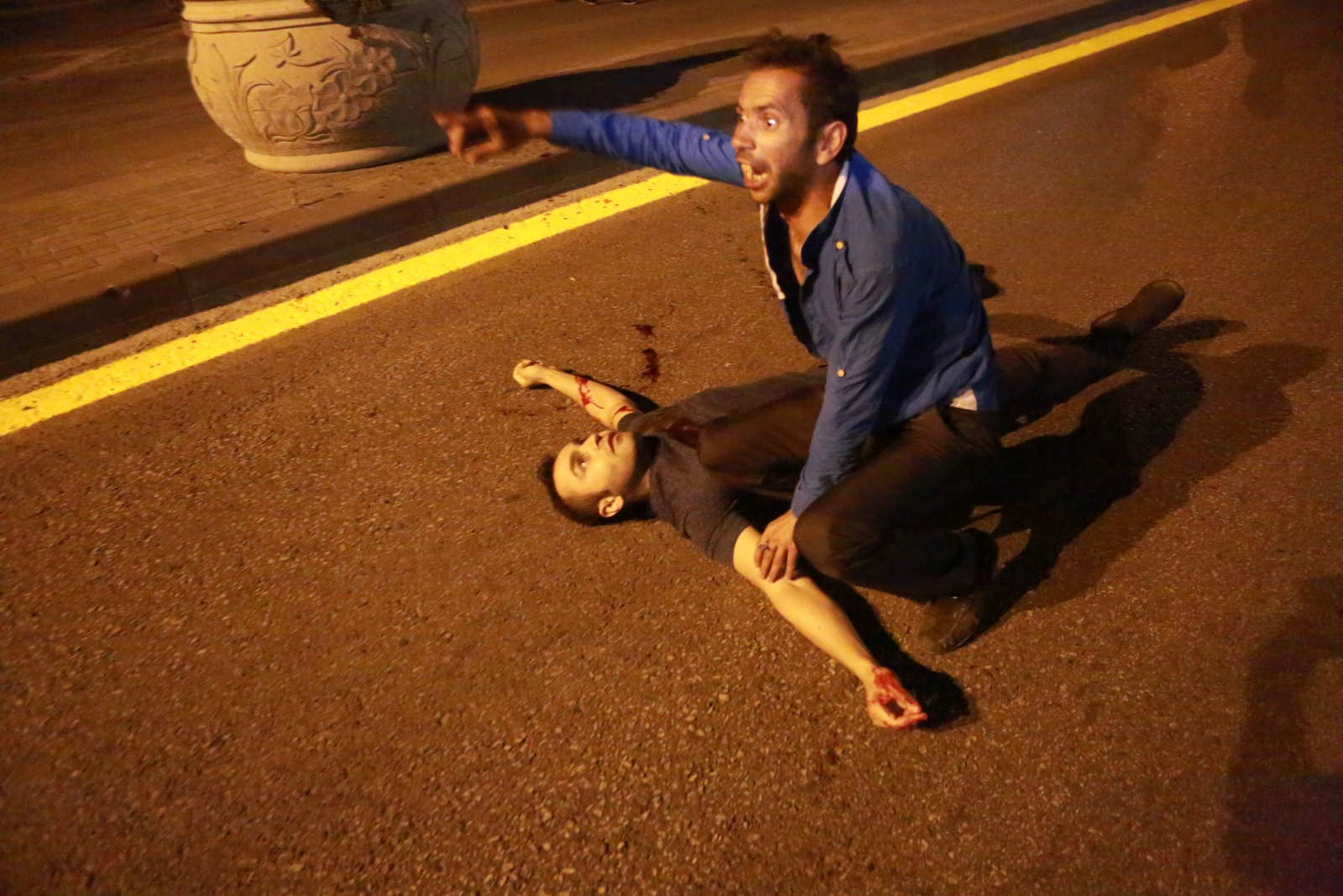 Turkey coup: Striking images narrate the tale of 'an act ...
