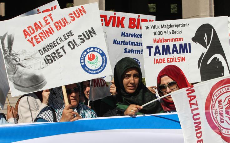 Turkey 2012 Coup