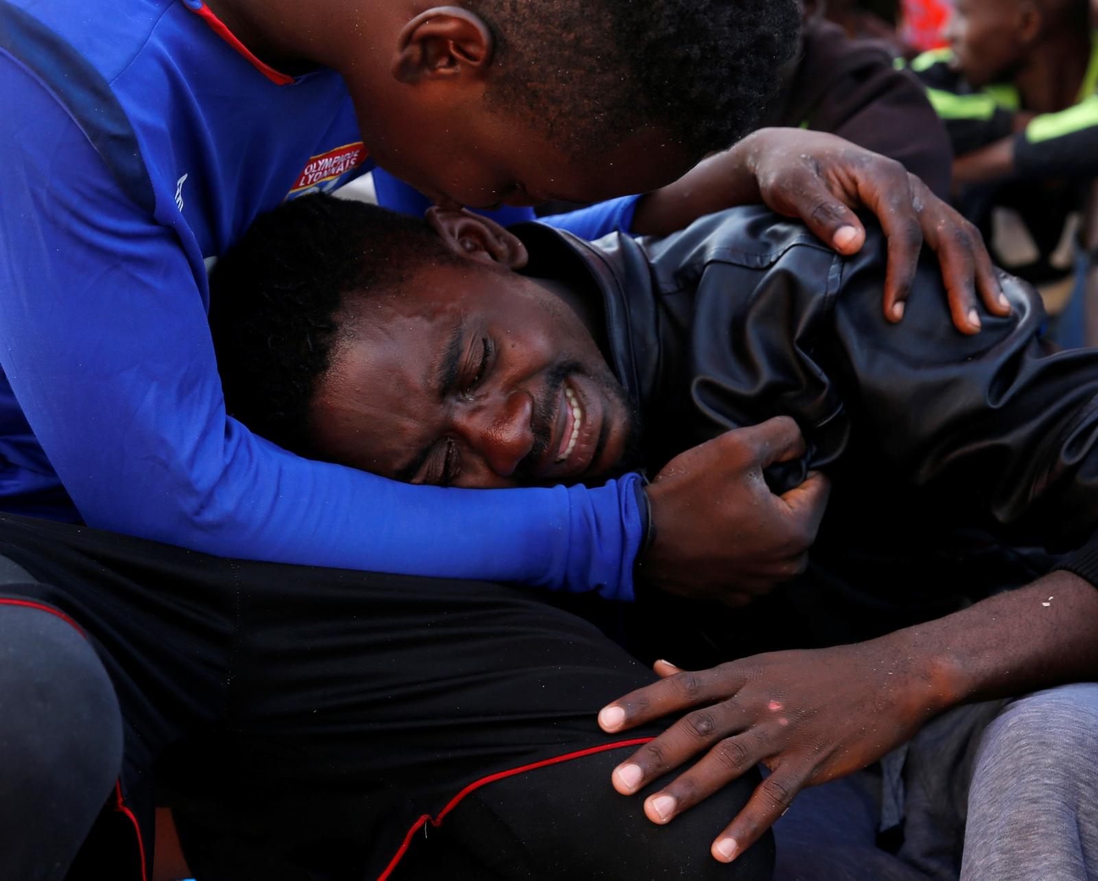 migrant rescue mediterranean 2016