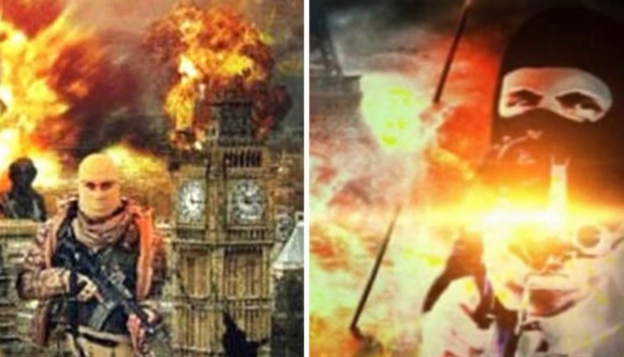 Isis propaganda video July 2016 Nice