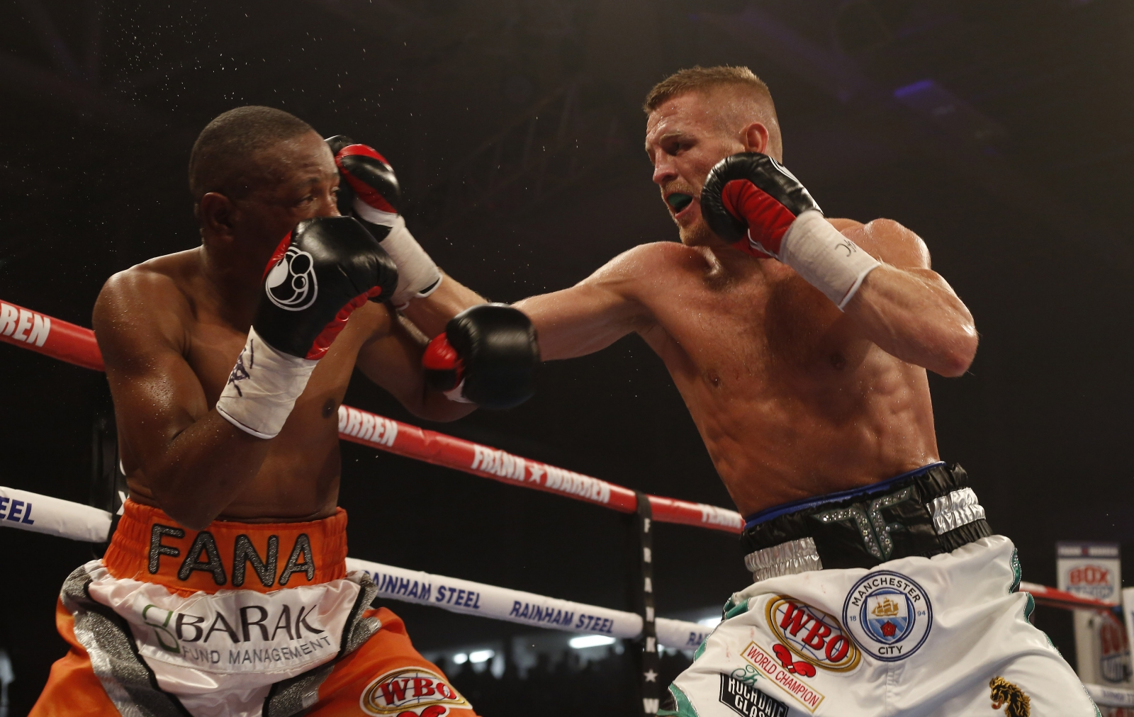 Terry Flanagan vs Mzonke Fana