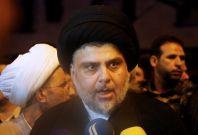 Iraqi Shia cleric Muqtada al-Sadr