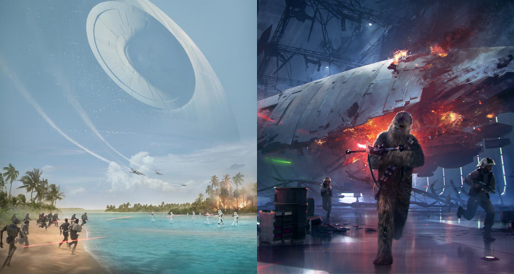 Star Wars Battlefront: Rogue One, Death Star, Chewbacca and more