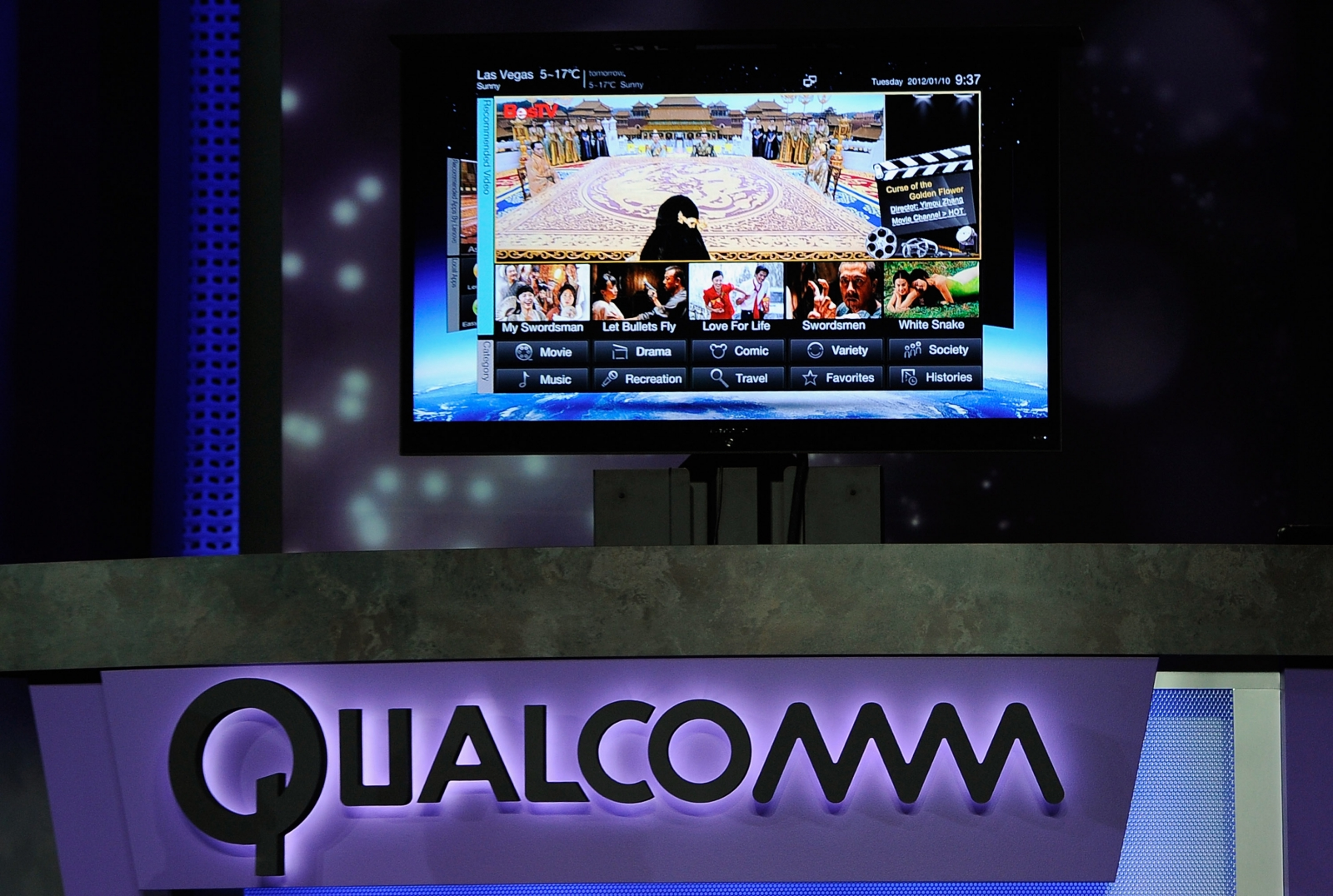 Qulacomm could face 1 trillion won fine