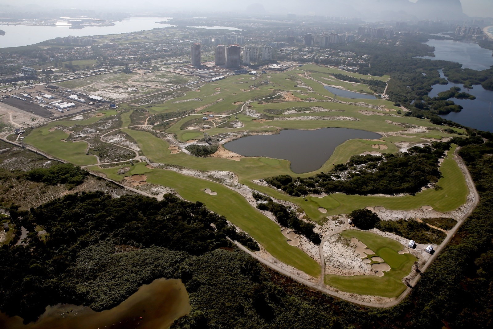 Rio 2016 golf course