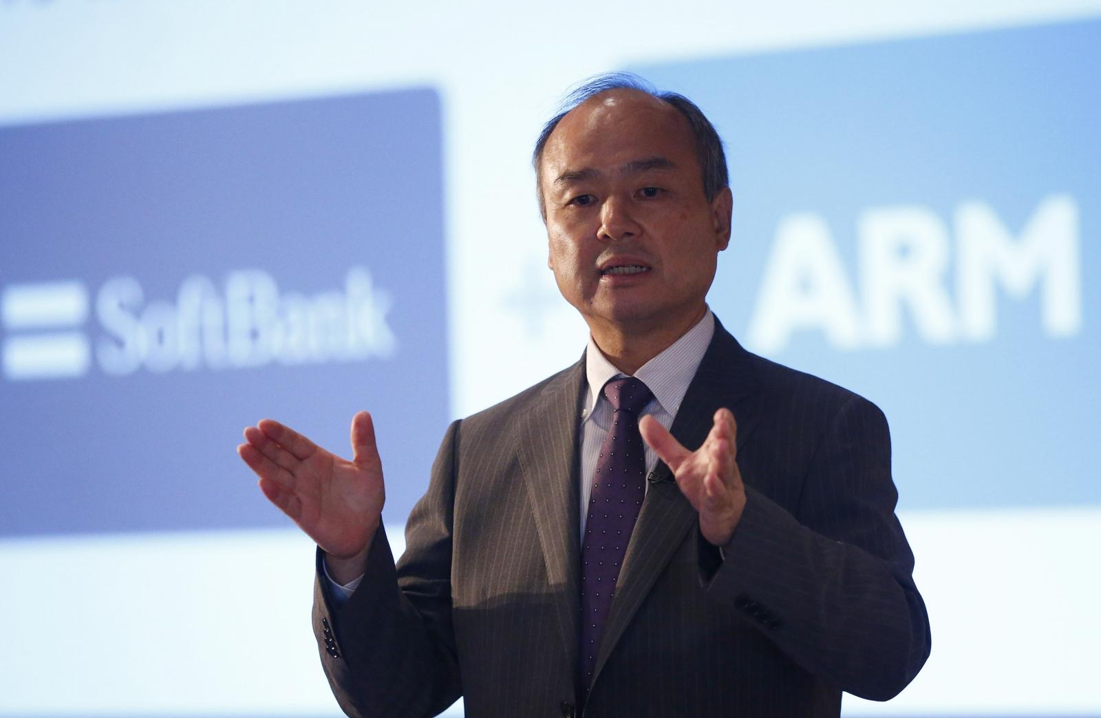 ARM SoftBank acquisition