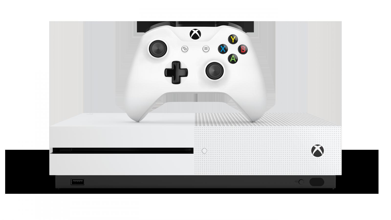 Xbox One S Microsoft