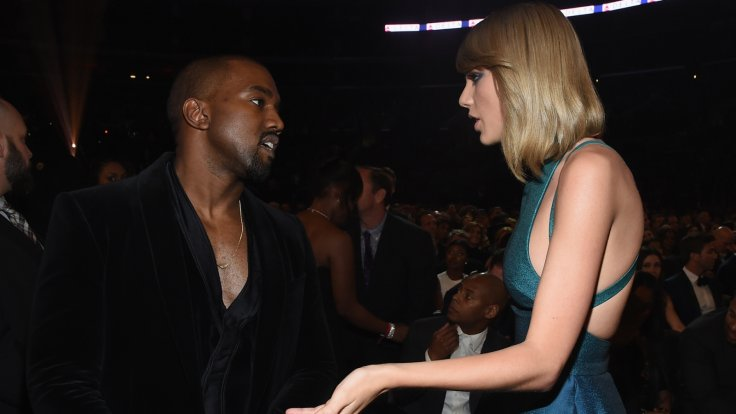 Kanye and Taylor Famous feud