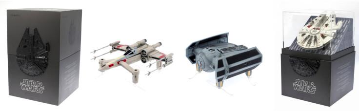 Propel releasing Star Wars drone toys