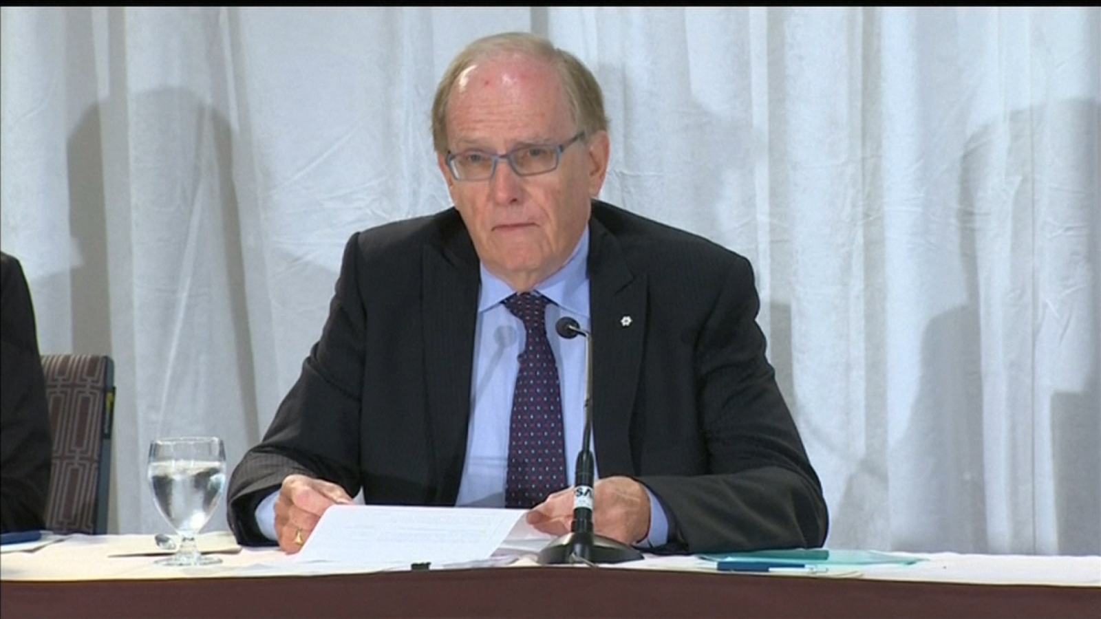Dr. Richard McLaren