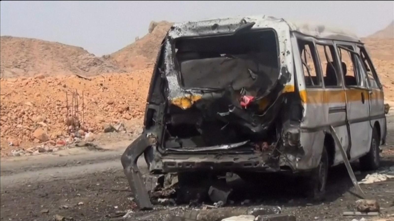 Yemen: suicide bombs