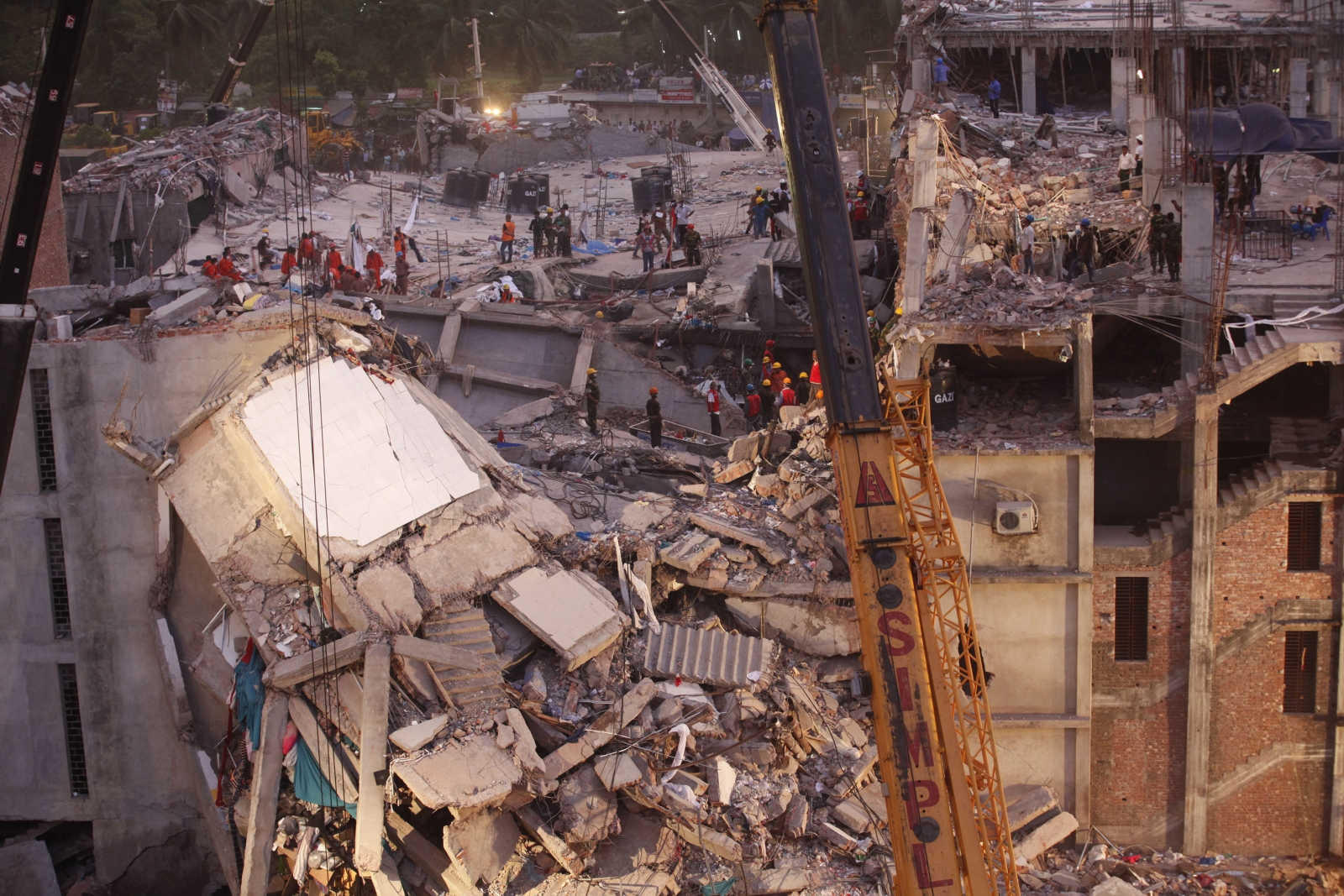 2013 Bangladesh Rana Plaza disaster