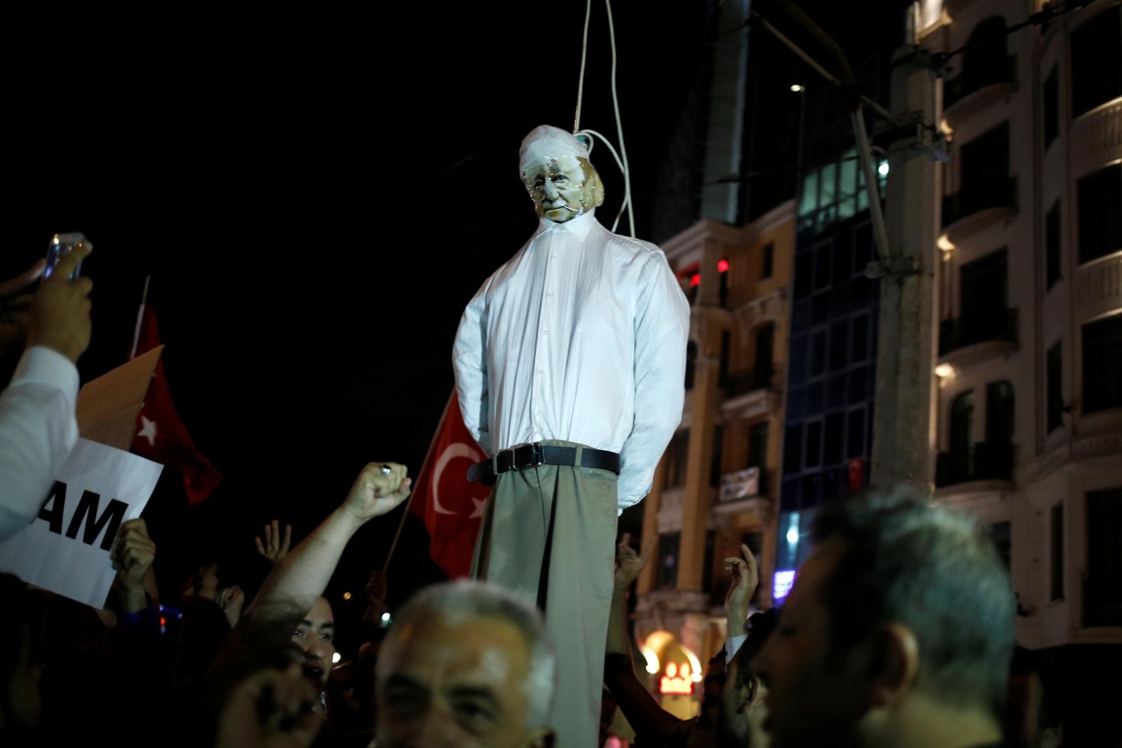 Turkey coup Recep Tayyip Erdogan