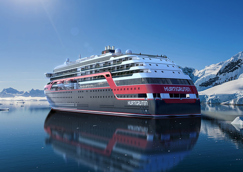 Rolls-Royce to design and provide ship equipment to two new polar cruise vessels