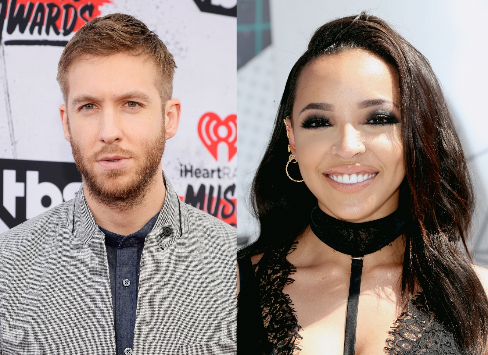 Calvin Harris and Tinashe