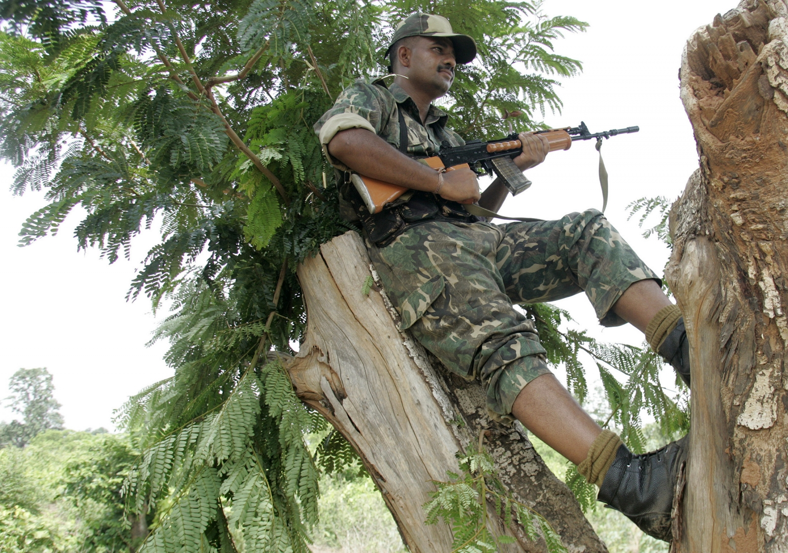 India Maoist attack