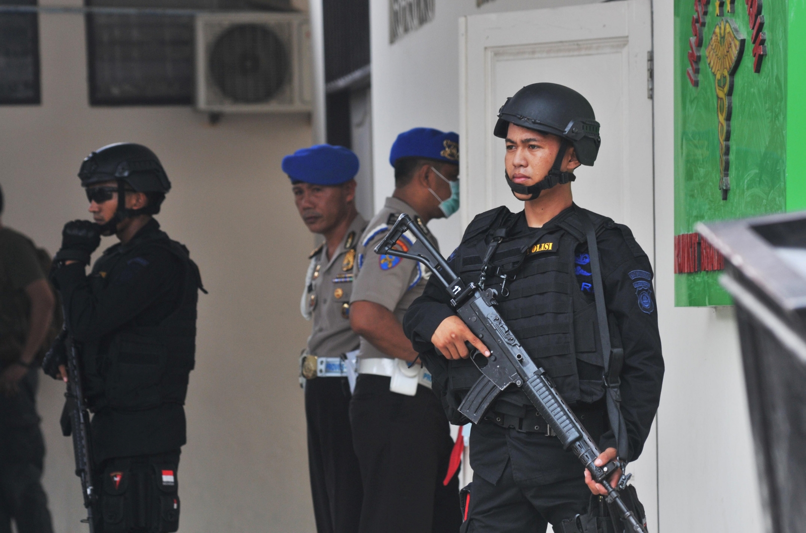 Indonesia most-wanted militant