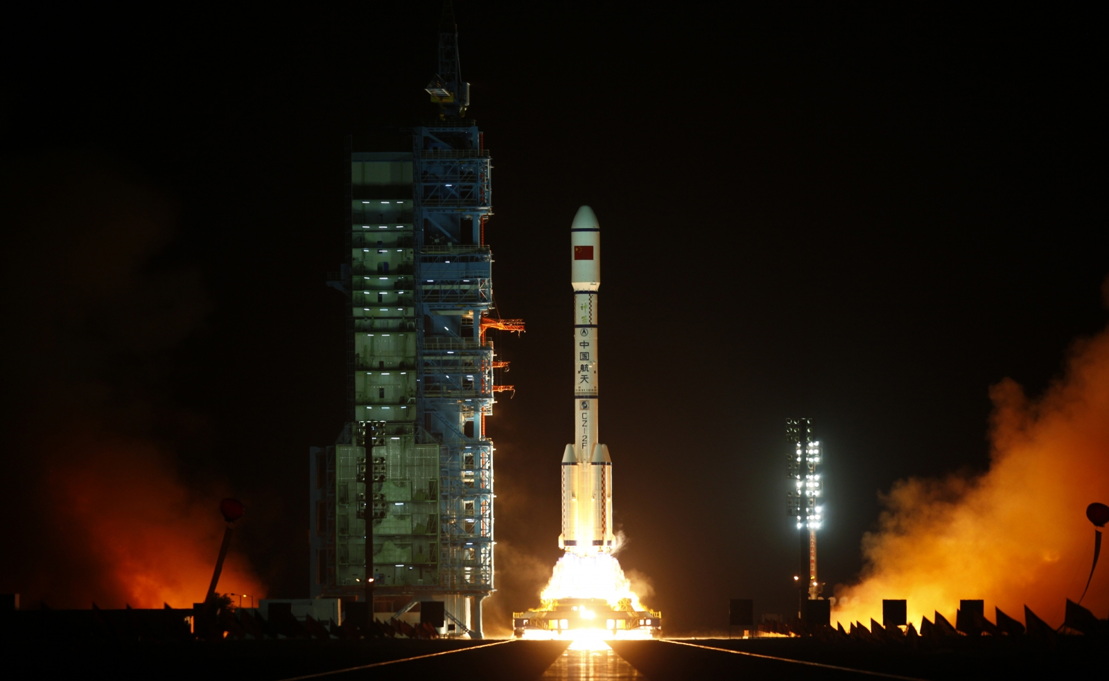 Tiangong-1 china space station
