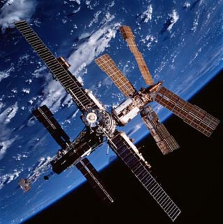Nasa MIR space station