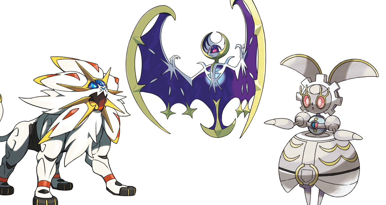 Pokemon Sun and Moon: Every new Pokemon announced so far for 3DS game