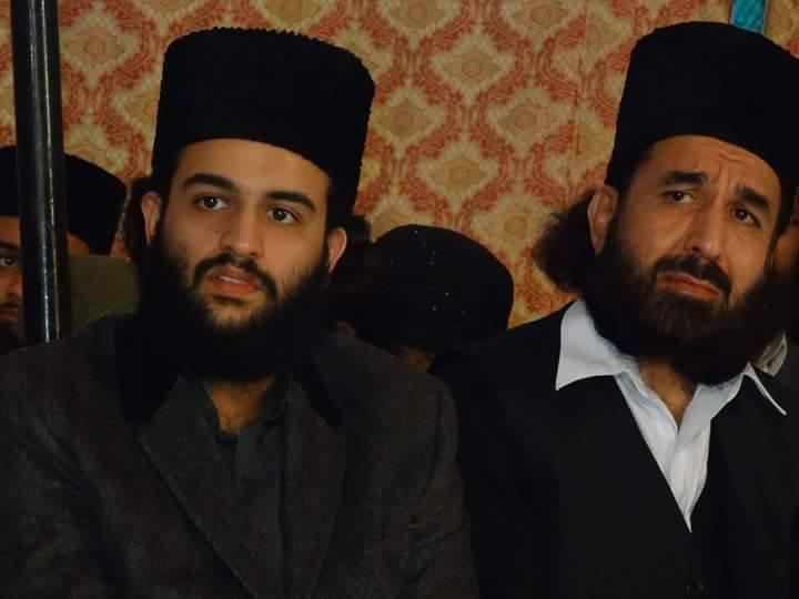 Muhammed Naqib-ur-Rehman and Hassan Haseeb-ur-Rehman