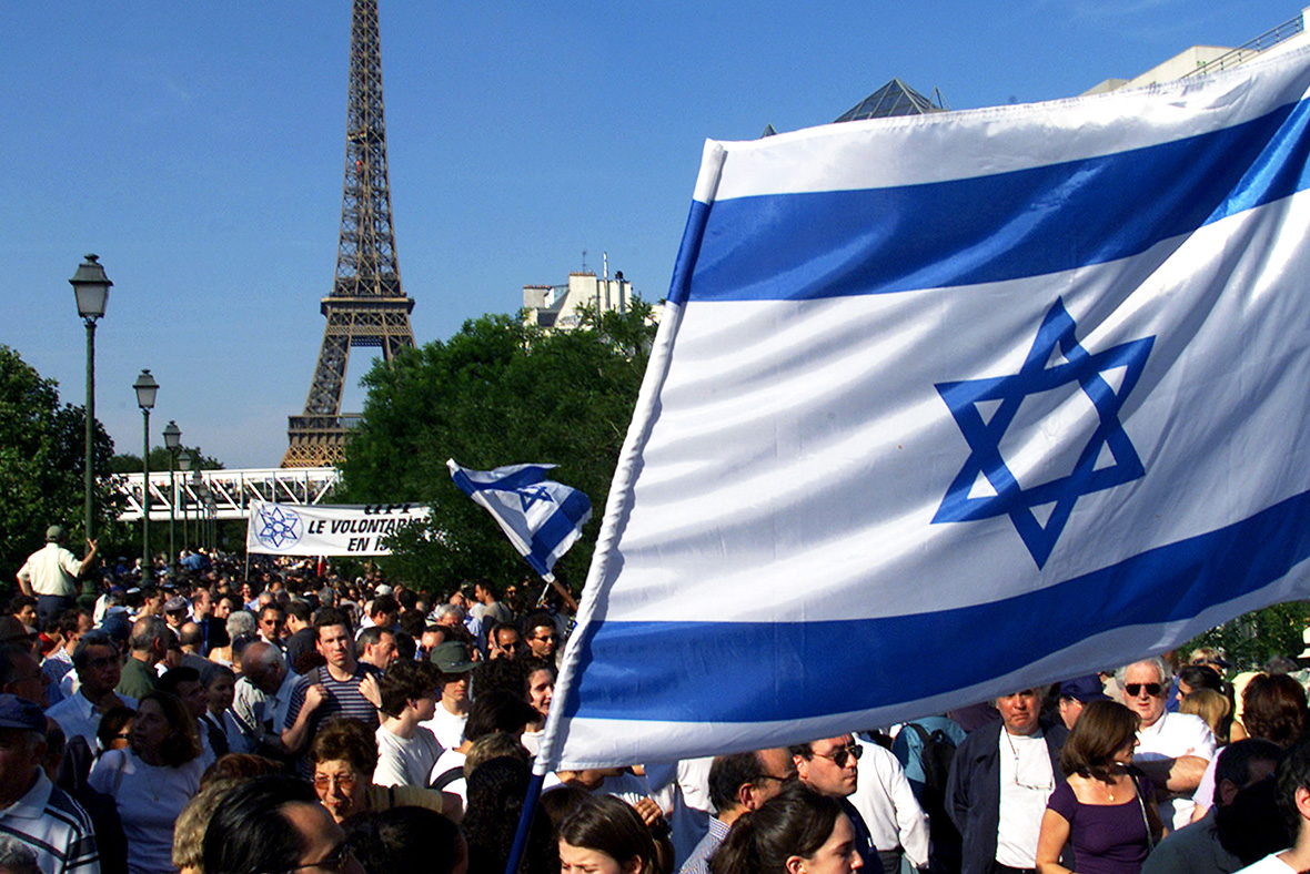 France antisemitism