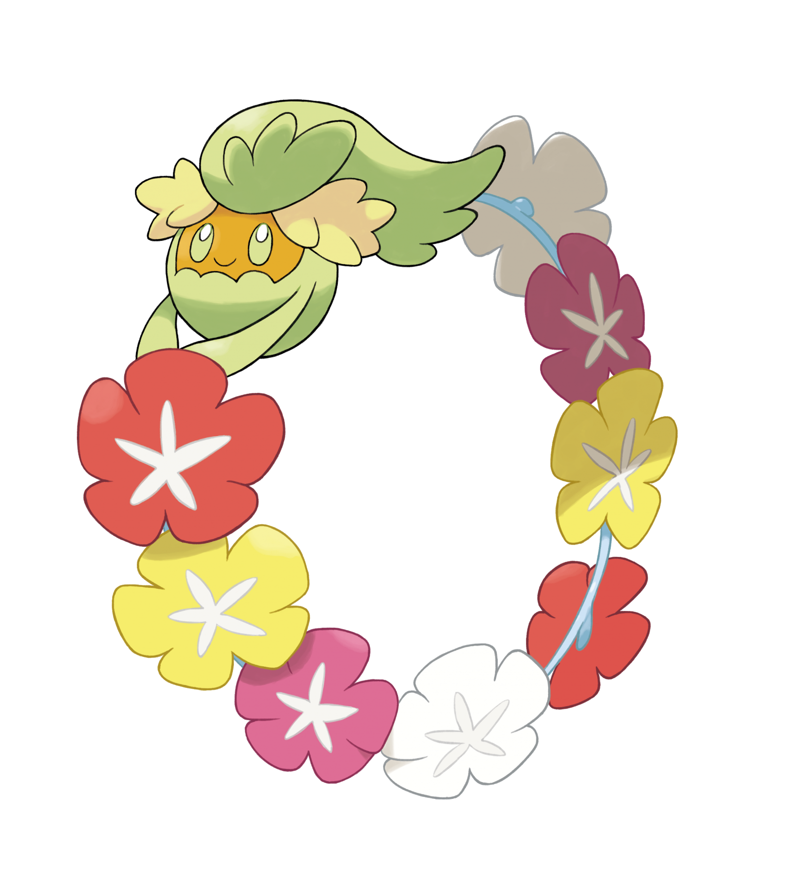 Comfey Pokemon Sun and Moon